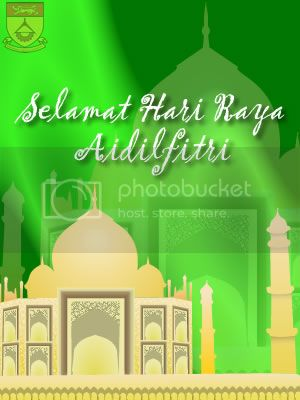Selamat Hari Raya Aidilfitri 2